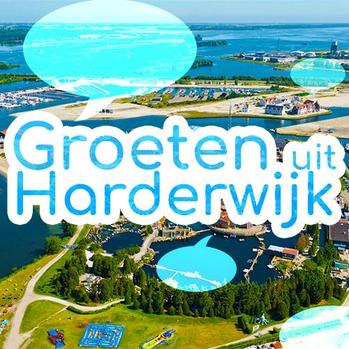 Groeten uit Harderwijk