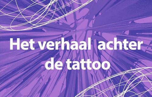 Het verhaal achter de tattoo: Kim